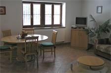 Pronájem zařízeného bytu 2+kk v Lipně nad Vltavou