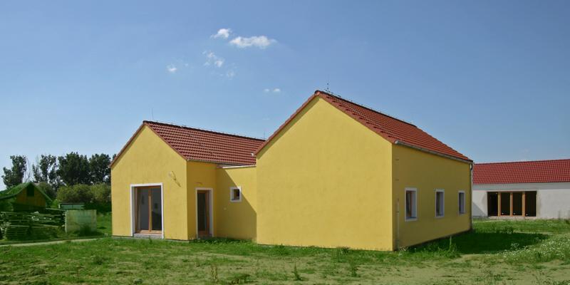Rodinný dům 5+kk v Lomnici nad Lužnicí
