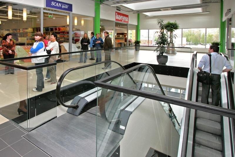 Obchodní prostory v CENTRU BYDLENÍ ZONA